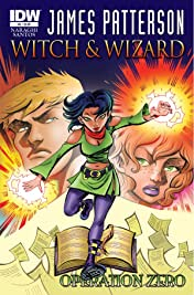 James Patterson's Witch & Wizard #5: Operation Zero