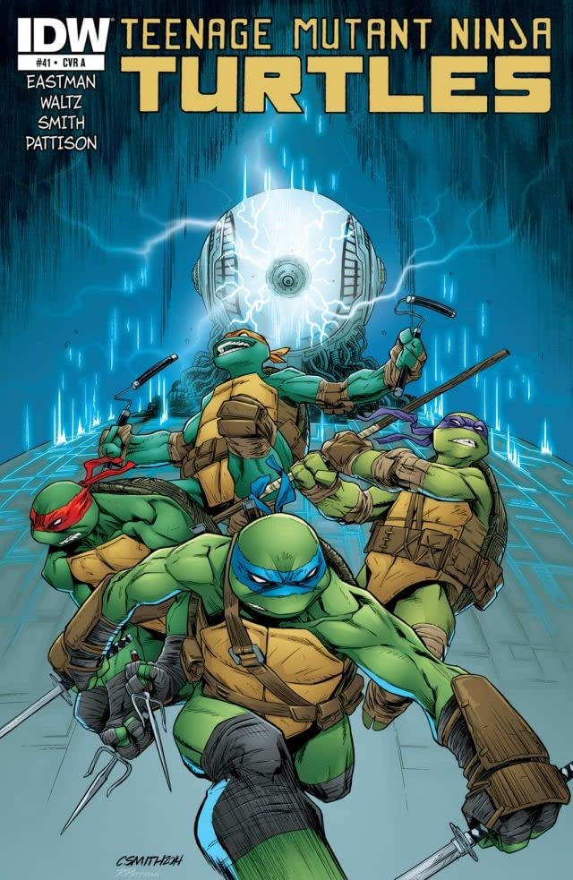 Teenage Mutant Ninja Turtles #41