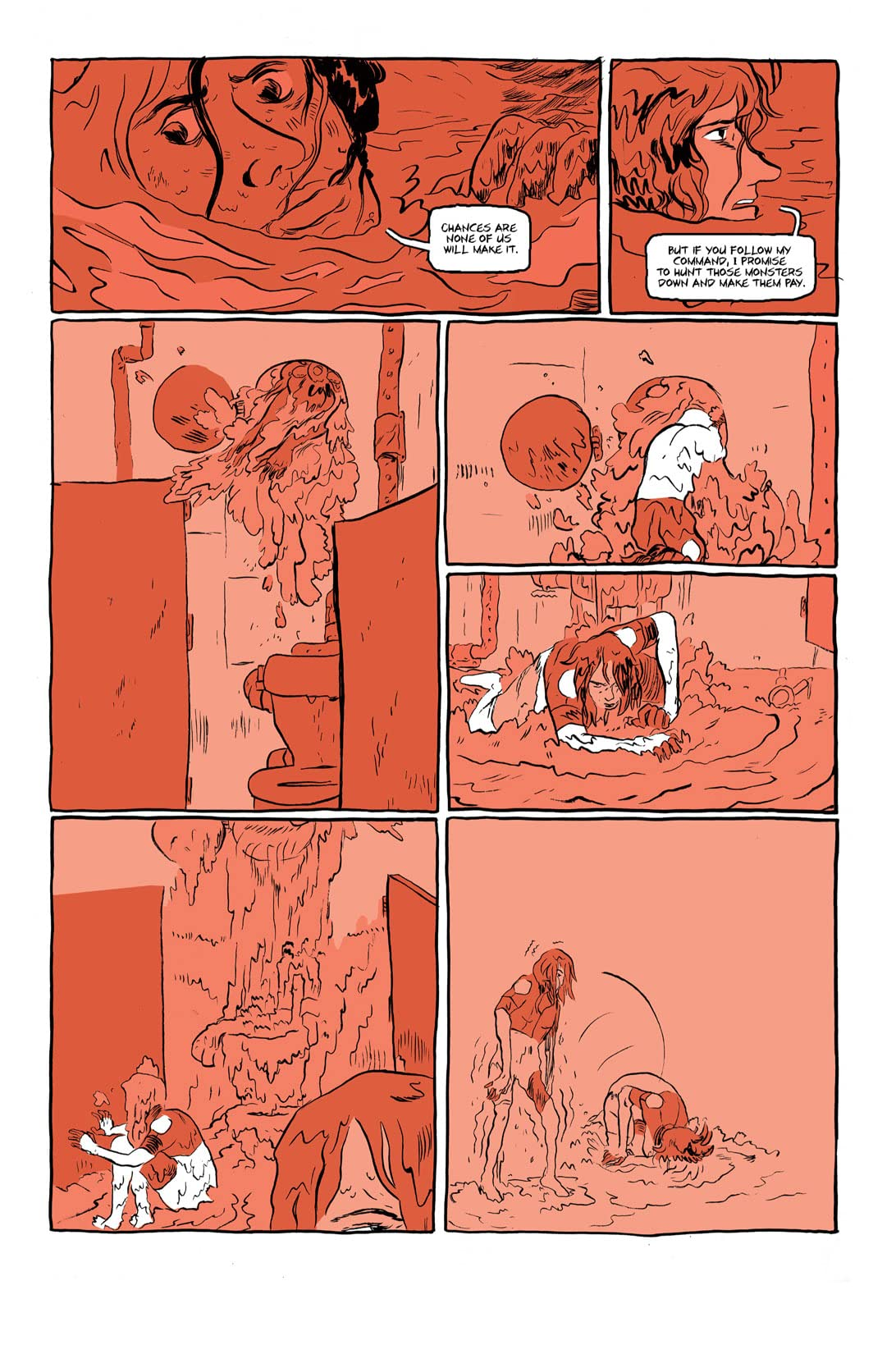 Dogs of Mars #4