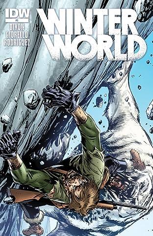 Winterworld (2014-2015) No.5