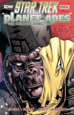 Star Trek / Planet of the Apes No.1 (sur 5)