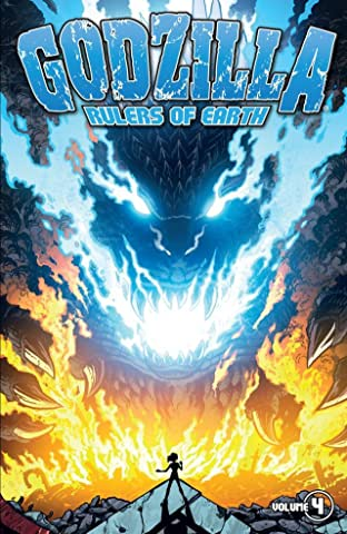 Godzilla: Rulers of Earth Tome 4