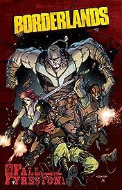 Borderlands Vol. 2: The Fall of Fyrestone