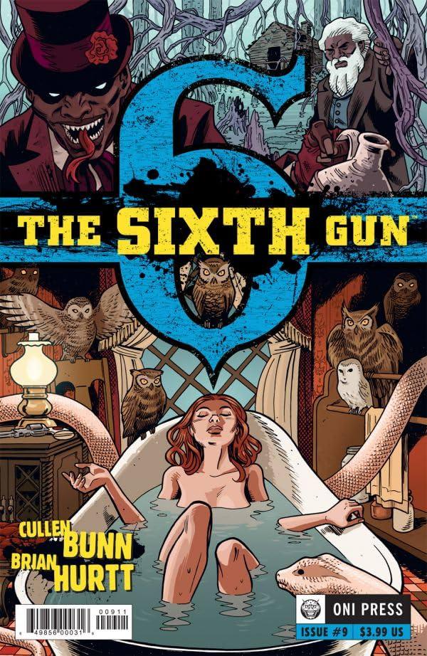 The Sixth Gun #9
