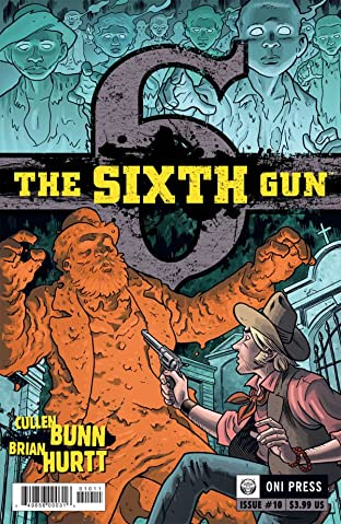 The Sixth Gun No.10