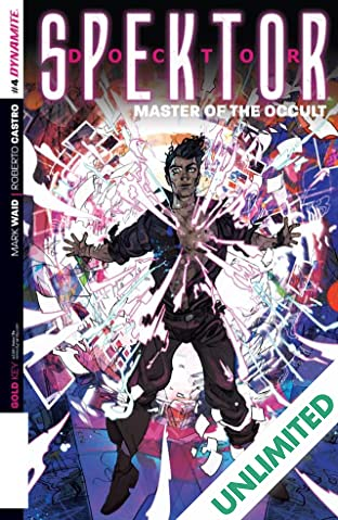 Doctor Spektor: Master of the Occult #4: Digital Exclusive Edition
