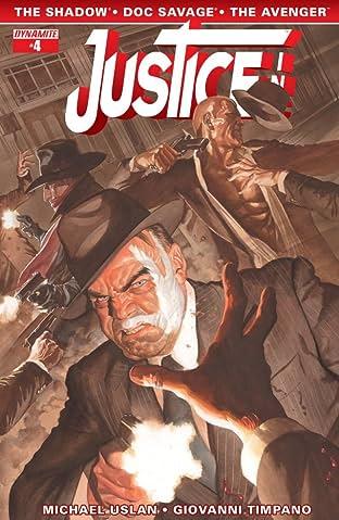 Justice, Inc. No.4 (sur 6): Digital Exclusive Edition