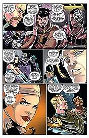 Steampunk Battlestar Galactica 1880 #4 (of 4): Digital Exclusive Edition