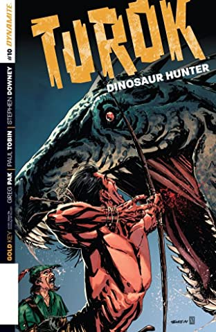 Turok: Dinosaur Hunter #10: Digital Exclusive Edition