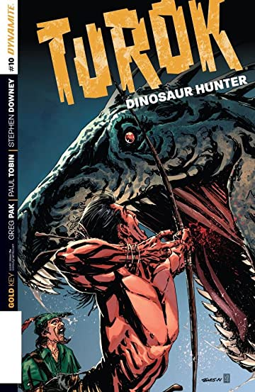 Turok: Dinosaur Hunter #10: Digital Exclusive Edition