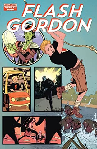 Flash Gordon Annual 2014: Digital Exclusive Edition