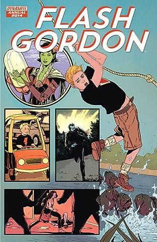 Flash Gordon Annual 2014: Digital Exclusive Edition