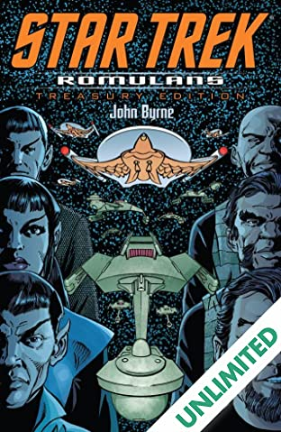 Star Trek: Romulans - Treasury Edition