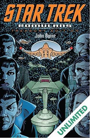 Star Trek: Romulans - Treasury Edition