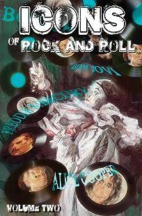 Orbit: Icons of Rock and Rock 2: David Bowie, Alice Cooper, Freddie Mercury and Bon Jovi