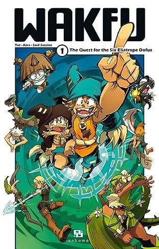 WAKFU Manga Tome 1: The Quest for the Six Eliatrope Dofus