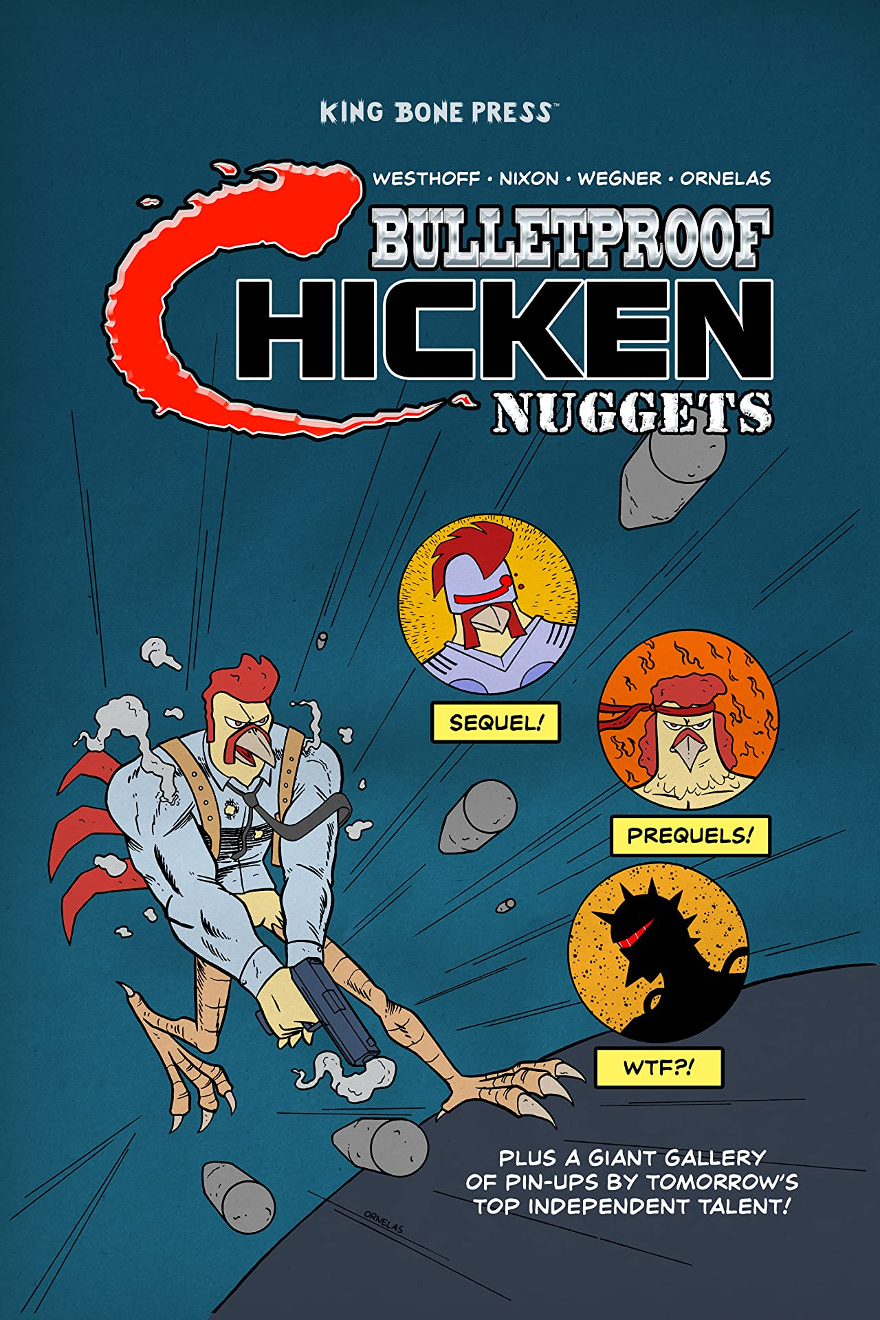 Bulletproof Chicken: Nuggets