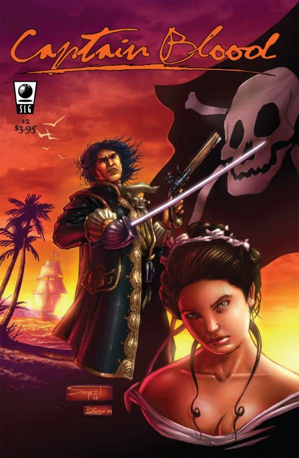 Captain Blood: Odyssey #2 (of 5)