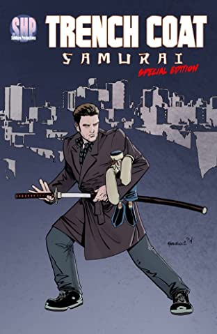 Trench Coat Samurai Vol. 1: Special Edition