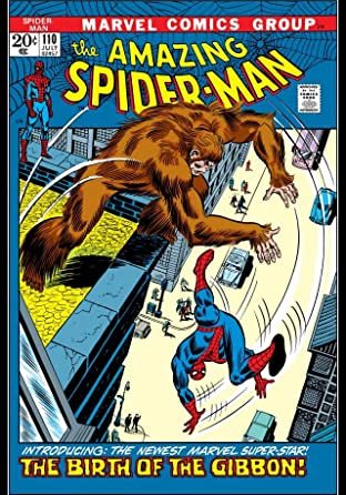 Amazing Spider-Man (1963-1998) #110
