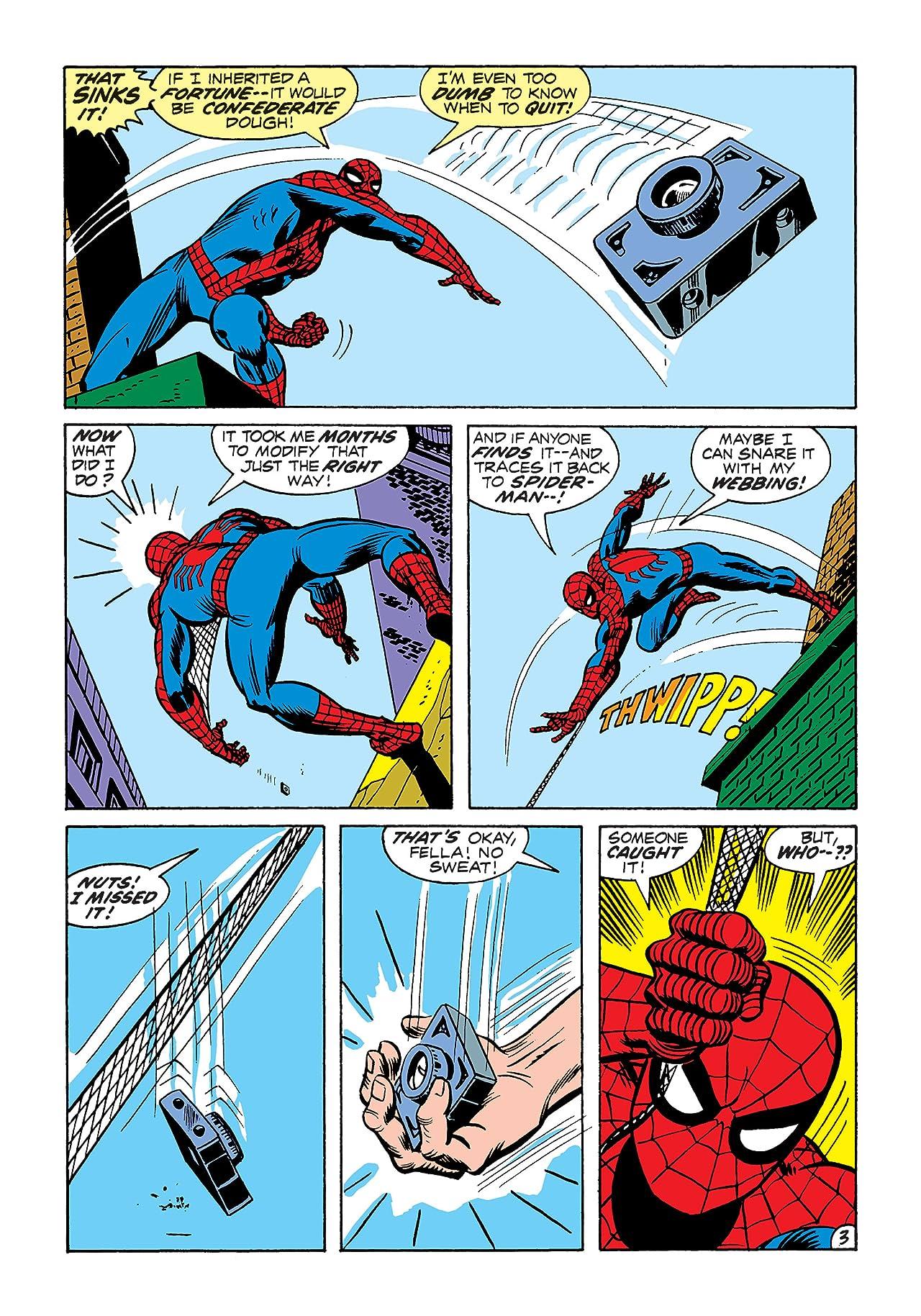 Amazing Spider-Man (1963-1998) #110