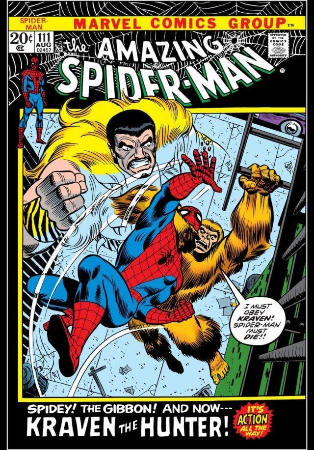 Amazing Spider-Man (1963-1998) #111