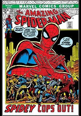 Amazing Spider-Man (1963-1998) #112