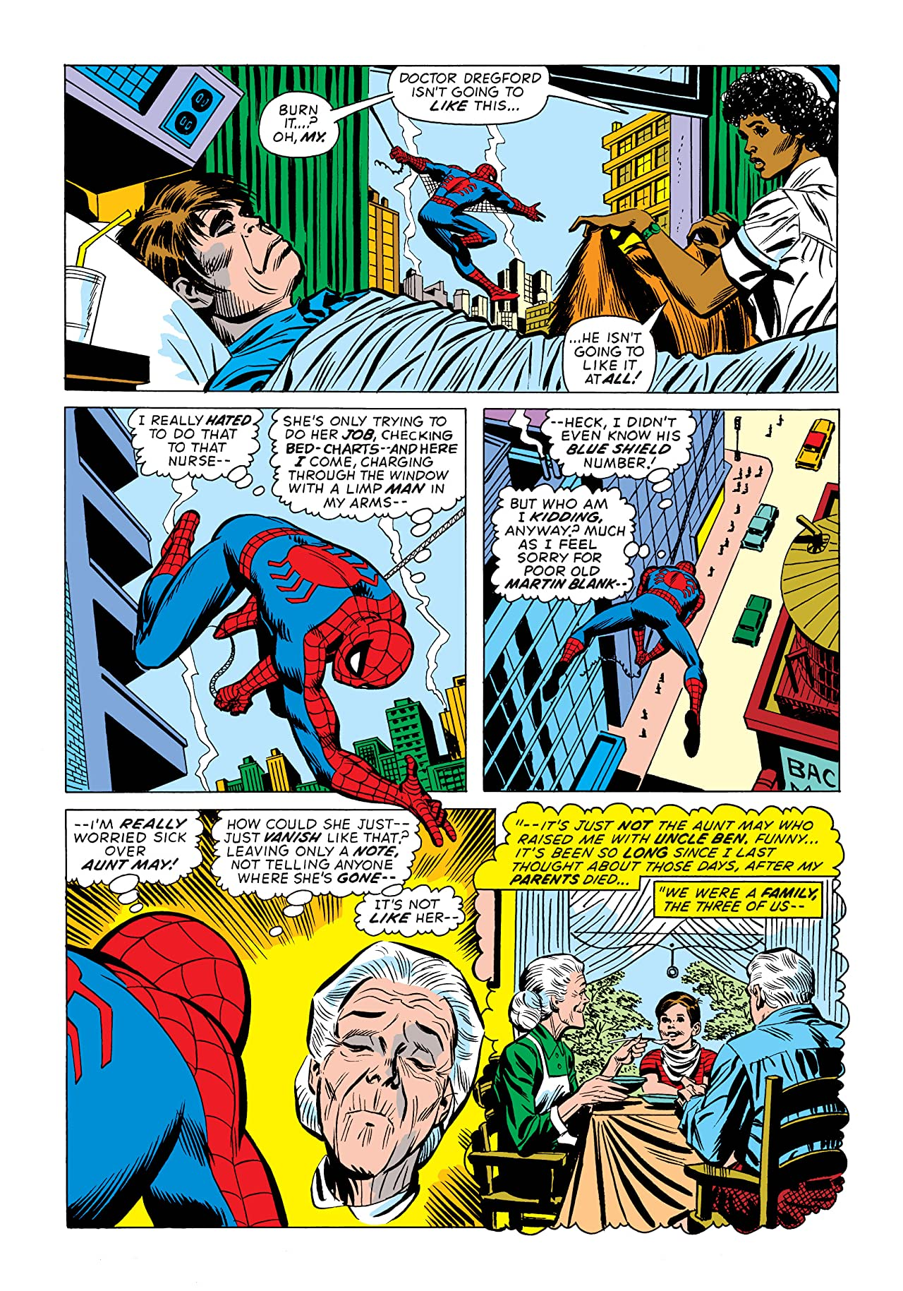 Amazing Spider-Man (1963-1998) #112