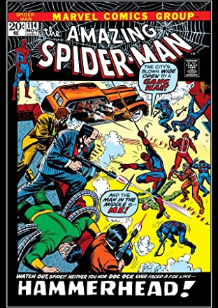 Amazing Spider-Man (1963-1998) #114