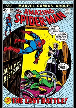 Amazing Spider-Man (1963-1998) #115