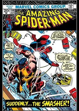 Amazing Spider-Man (1963-1998) #116