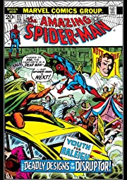 Amazing Spider-Man (1963-1998) #117