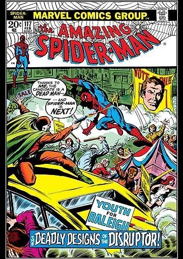 Amazing Spider-Man (1963-1998) #117