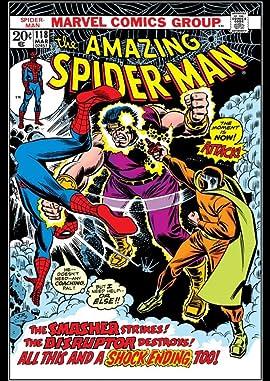 Amazing Spider-Man (1963-1998) #118