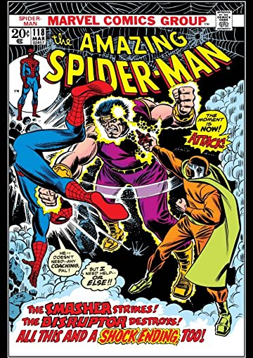 Amazing Spider-Man (1963-1998) #118