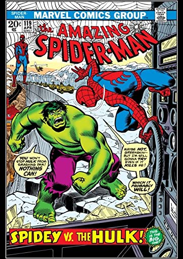 1 Spectacular Spider-Man Vol 1976-1998 #119