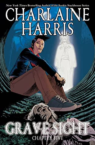 Charlaine Harris' Grave Sight No.5