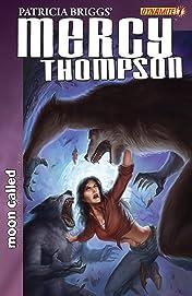 Patricia Briggs' Mercy Thompson: Moon Called #7