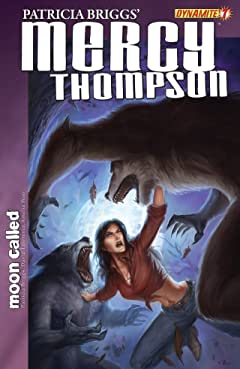 Patricia Briggs' Mercy Thompson: Moon Called #7