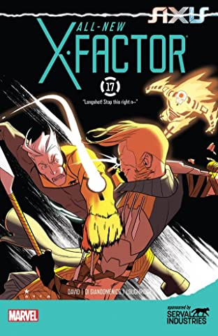 All-New X-Factor (2014-2015) No.17