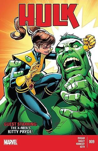 Hulk (2014-2015) #9