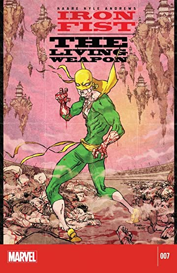 Iron Fist: The Living Weapon #7