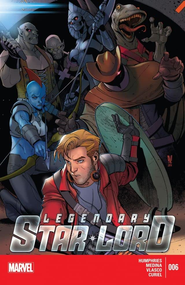 Legendary Star-Lord #6