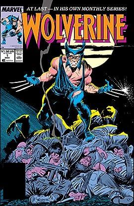 Wolverine (1988-2003) #1