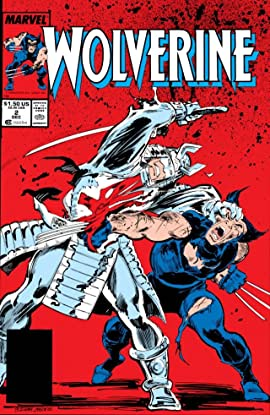 Wolverine (1988-2003) No.2