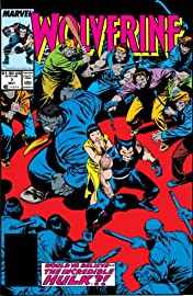 Wolverine (1988-2003) #7