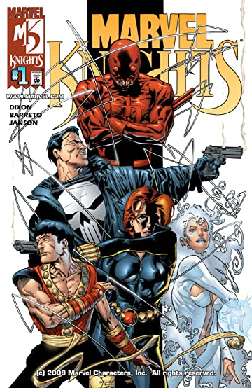 Marvel Knights #1