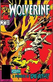 Wolverine (1988-2003) #9