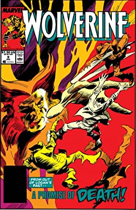 Wolverine (1988-2003) No.9