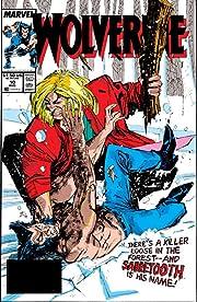 Wolverine (1988-2003) #10